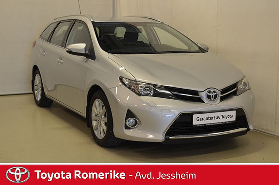 Toyota Auris Touring Sports 1,6 Mdrive Active DAB+, Ny service  2013, 116147 km, kr 129000,-