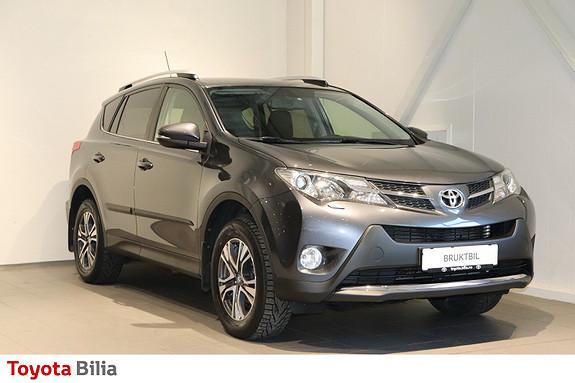 Toyota RAV4 2,0 D-4D 4WD Active  2014, 120700 km, kr 219000,-
