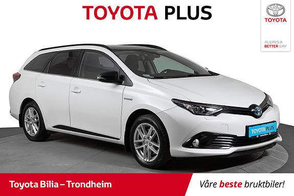 Toyota Auris Stasjonsvogn Hybrid Automat Black Edition  2018, 46822 km, kr 229000,-