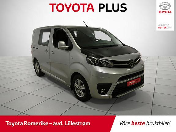 Toyota Proace 1,6 D 95 Comfort Compact L0H1  2017, 76897 km, kr 189000,-