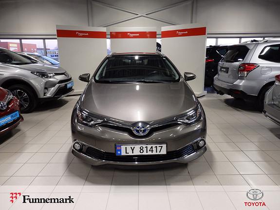 Toyota Auris Touring Sports 1,8 Hybrid Executive  2017, 51972 km, kr 249000,-