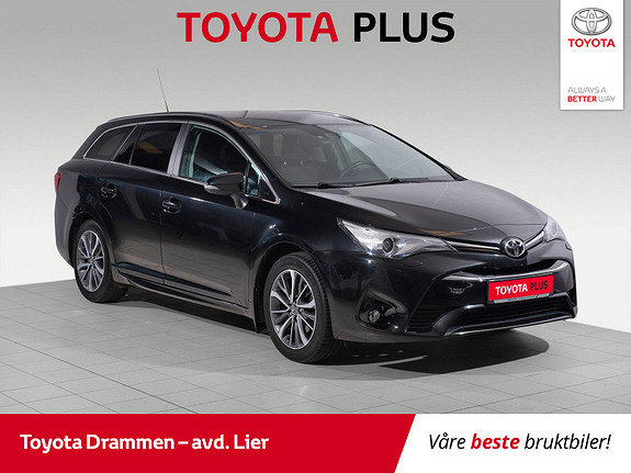 Toyota Avensis Touring Sports 1,8 Active M-drive 7S  2016, 53550 km, kr 229000,-