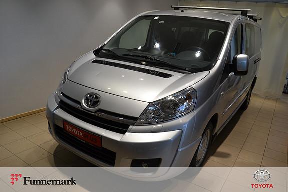 Toyota Proace 2,0 128hk L2H1 (m/bakluke)  2015, 64155 km, kr 139000,-