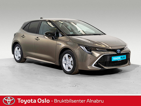 Toyota Corolla 1,8 Hybrid e-CVT Executive Bruktbilkampanje  2019, 18757 km, kr 319900,-