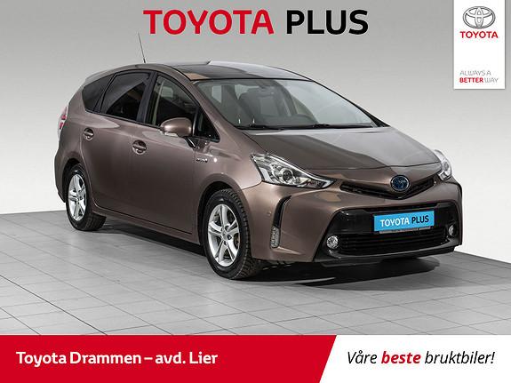 Toyota Prius+ Seven 1,8 VVT-i Hybrid Premium  2015, 84800 km, kr 249000,-