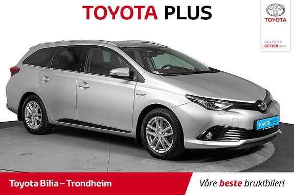 Toyota Auris Hybrid Stasjonsvogn Automat Active  2018, 44010 km, kr 229900,-