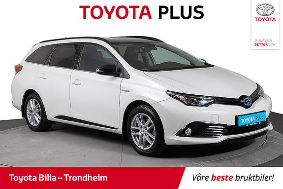 Toyota Auris Hybrid Automat Active  2018, 44638 km, kr 229900,-