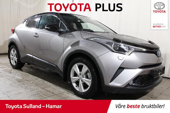 Toyota C-HR 1,8 WT-i Hybrid Dynamic Ryggekamera - Adaptiv Cruise  2017, 20837 km, kr 278900,-