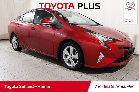 Toyota Prius 1,8 VVT-i Hybrid Executive  2018, 17000 km, kr 299900,-