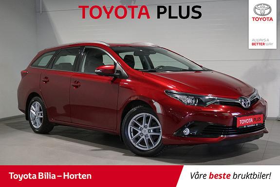Toyota Auris Touring Sports 1,2 Active S Innbyttekampanje  2017, 38000 km, kr 219000,-