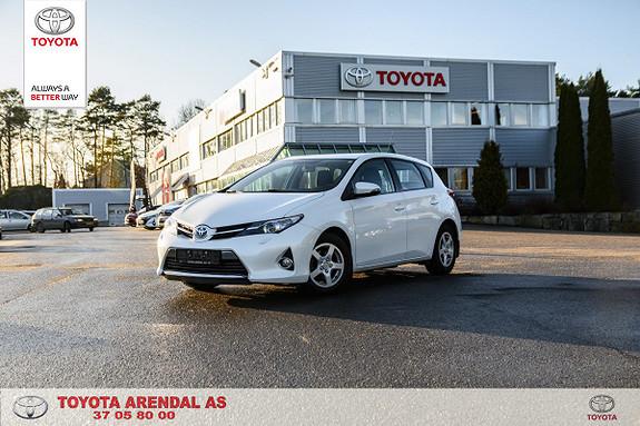 Toyota Auris 1,8 Hybrid E-CVT Active Pent eksemplar  2013, 81000 km, kr 119000,-