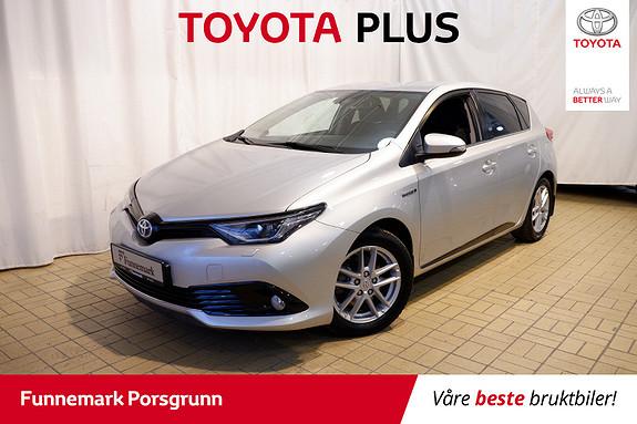 Toyota Auris 1,8 Hybrid E-CVT Sport Vision Dab/Navi/Ryggekamera  2018, 45153 km, kr 235000,-