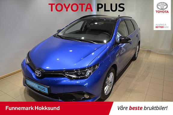 Toyota Auris Touring Sports 1,8 Hybrid Sport Vision  2018, 4500 km, kr 278000,-