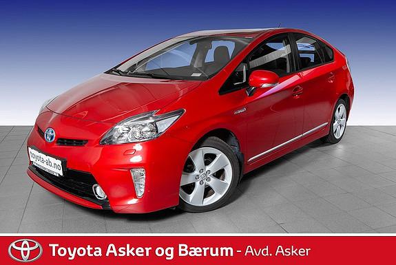Toyota Prius 1,8 VVT-i Hybrid Executive LAGERSALG / LAV KM  2014, 42000 km, kr 164000,-