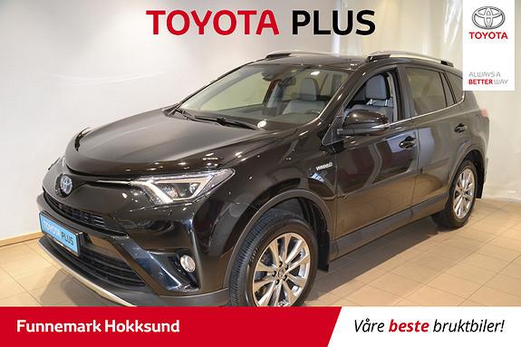 Toyota RAV4 Hybrid AWD Executive  2016, 59000 km, kr 378000,-