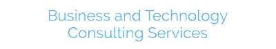 Bt Consulting Services As