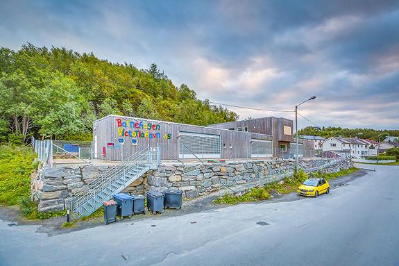 Nærmiljø - barnehagen Victoriahavn