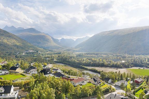 Det er lite som kan måle seg med naturen i Beisfjord!