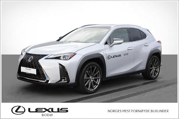 Lexus UX 250h AWD F Sport   Hybrid   Pack2   4x4    2020, 7900 km, kr 519000,-