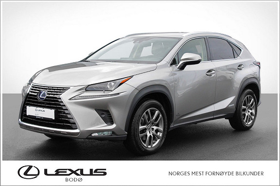 Lexus NX 300h Executive   Hybrid   Navi    2020, 8500 km, kr 615000,-