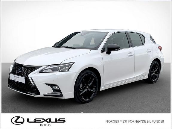 Lexus CT200h Sport   Hybrid   Kamera  2020, 2000 km, kr 359000,-