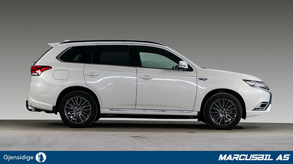Mitsubishi Outlander PHEV 4WD/S-EDITION/WEBASTO/SKINN/H.FESTE/S& V  2020, 22600 km, kr 459999,-