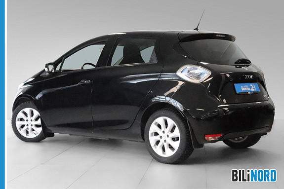 Bilbilde: Renault Zoe