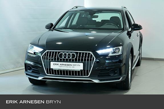 Audi A4 allroad 2.0 TDI 190hk quattro aut Viritual c, Krok, ACC, Navi+  2018, 64990 km, kr 429900,-