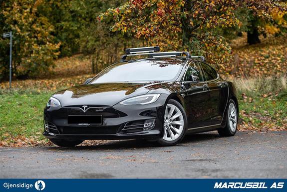 Tesla Model S 75D AP2.5/LUFT/SOLTAK/NEXTGEN  2018, 32700 km, kr 509999,-