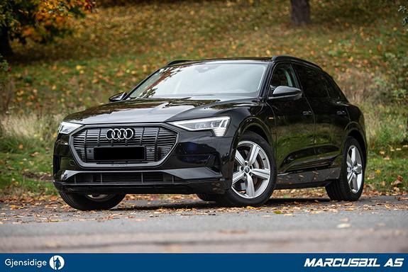 Audi e-tron 50 Advanced Sport MATRIX/PANO/HUD/HFEST  2020, 9450 km, kr 699000,-