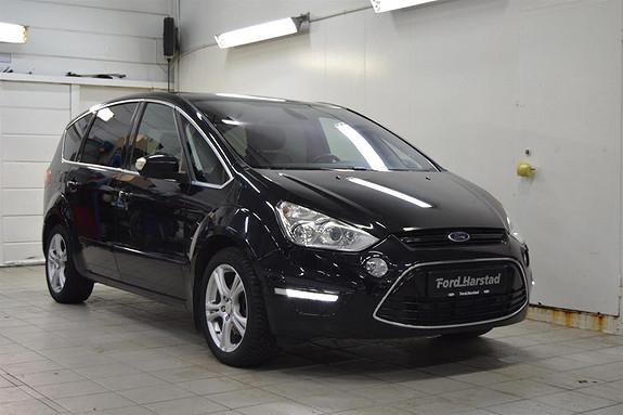 Ford S-MAX 2.0 TDCI TITANIUM.7-SETER.PANORAMA.NAVI.SKINN++  2011, 183500 km, kr 129000,-