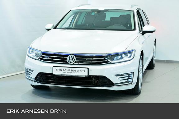 Volkswagen Passat GTE PLUG-IN HYBRID  2018, 45600 km, kr 319900,-
