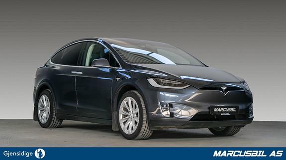 Tesla Model X 100D 5S AP/LUFT/HIFI/VINTER/NETFLIX/H.FESTE  2018, 65500 km, kr 729999,-