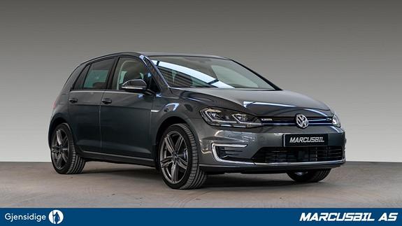 Volkswagen Golf eGolf 136HK/ACC/NAVI/NORSK/18&17/SERVICEPAKKE  2020, 4000 km, kr 299999,-