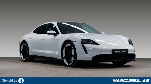 Porsche Taycan 4S PERFORMANCE+/4+1/ACC/BOSE/STORMTROOPER  2020, 18000 km, kr 1139999,-