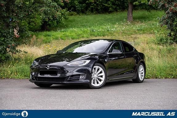 Tesla Model S 75D FSD/LUFT/SOLTAK/VINTER/HIFI/NETFLIX/CCS  2018, 46527 km, kr 589999,-