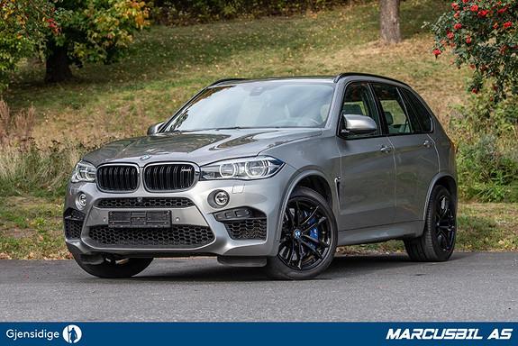 BMW X5 M V8/575HK/HEADUP/360*/SOFT CLOSE/HARMON K  2016, 108000 km, kr 850000,-
