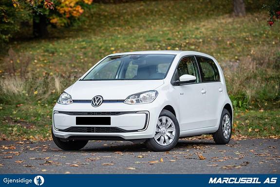 Volkswagen UP! Range Entry - 258km WLTP / Ryggekamera  2020, 50 km, kr 219999,-