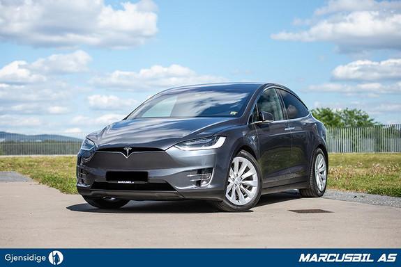 """Tesla Model X LONG RANGE """" RAVEN"""" 6S AP/LUFT/HIFI/VINTER/H.F  2019, 20000 km, kr 849999,-"""