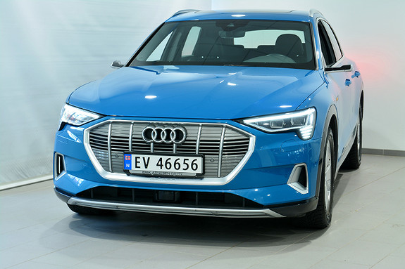 Audi e-tron 55  EDITION ONE  2019, 47100 km, kr 689900,-