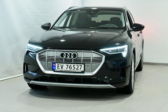 Audi e-tron 55 ADVANCED FAST TRACK  2019, 39000 km, kr 719900,-