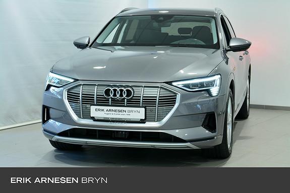 Audi e-tron 55 Advanced  2019, 28319 km, kr 719900,-