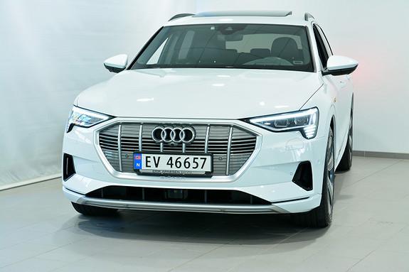 Audi e-tron 55 LIMITED  2019, 34300 km, kr 749900,-