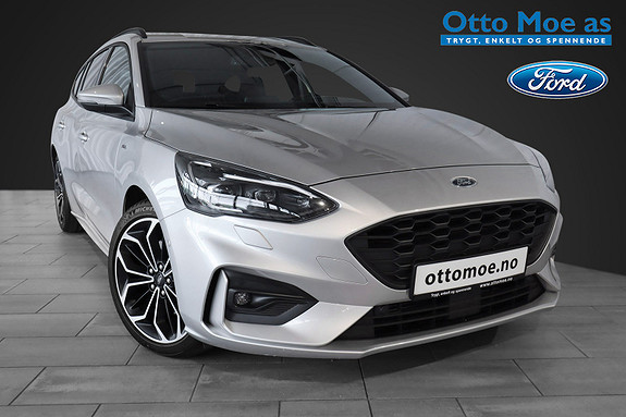 Ford Focus 1,0 EcoBoost 125hk ST-Line aut RENTEKAMPANJE 0,99%  2019, 14498 km, kr 349900,-