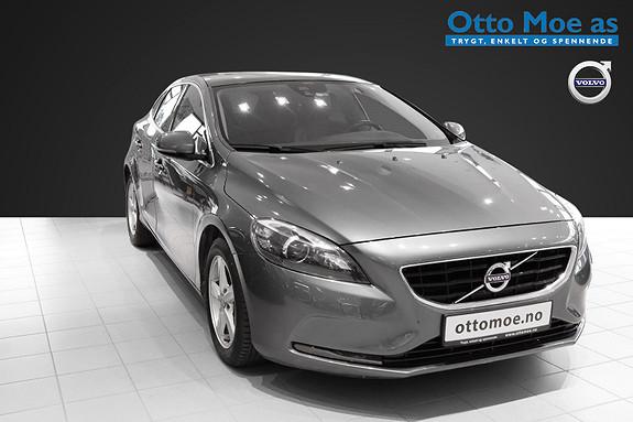Volvo V40 T3 Momentum Skinnseter, High Performance, Xenon  2013, 126584 km, kr 139900,-