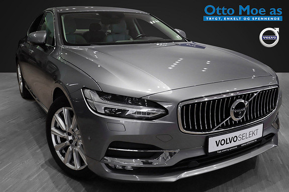 Volvo S90 D4 190hk Inscription aut 1,99% RENTEKAMPANJE  2017, 94541 km, kr 429900,-