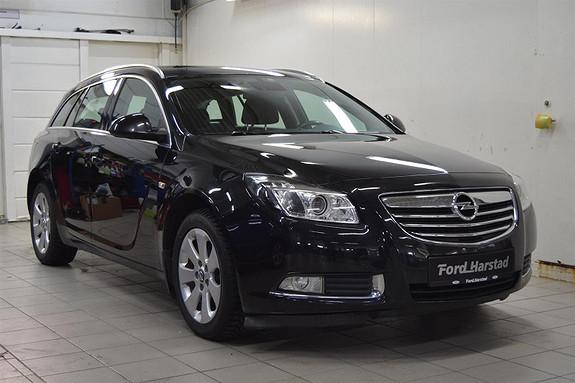 Opel Insignia 2.0 CDTI EDITION, ADAPTIVE BI-XENON.NAVI++  2010, 182200 km, kr 79000,-