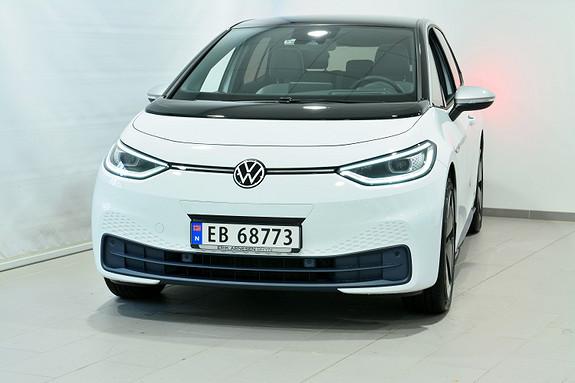 Volkswagen ID.3 1ST MAX  2020, 4400 km, kr 459900,-