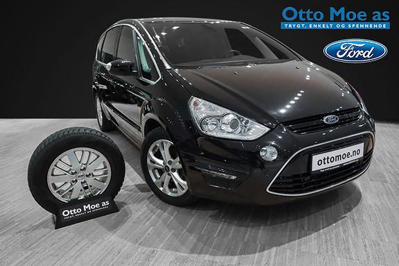Ford S-MAX 1,6 TDCi 115hk Trend Motot-/kupe varmer, DAB+,  2011, 166784 km, kr 139900,-