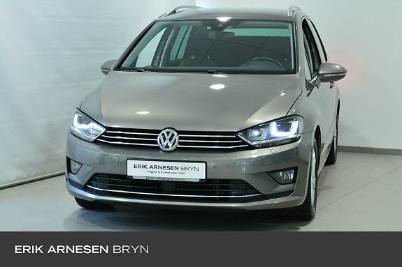 Volkswagen Golf Sportsvan 1,2 TSI 110hk Highline DSG Krok, Navi, ACC + +  2017, 60000 km, kr 214900,-